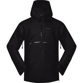 Bergans Stranda Insulated Hybrid Anorak Men black/solid charcoal